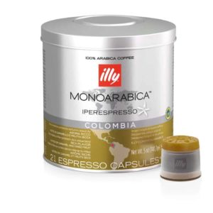 Illy MIE Capsules Colombia