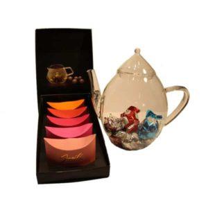 Jasili Blooming Tea Experience
