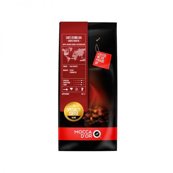 Herfstkoffie café Otono Dia - De Koffieplantage