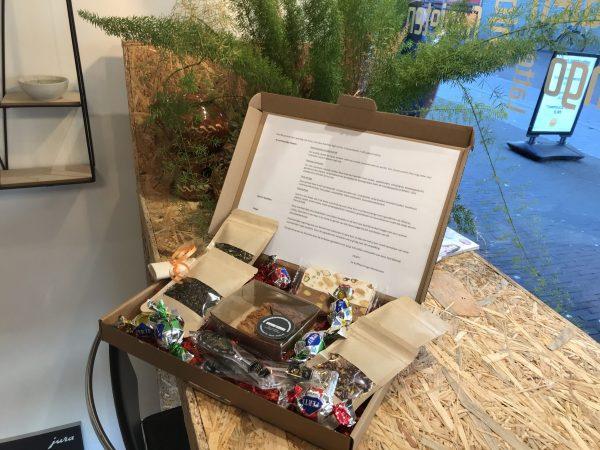 High tea brievenbuspakket   De Koffieplantage