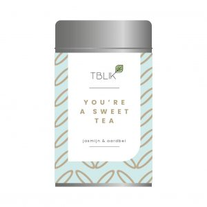 T-BLIK you're a sweet tea
