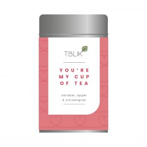 T-BLIK you're my cup of tea