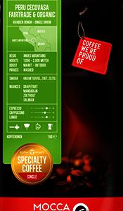 Peru Cecovasa Fairtrade & Organic