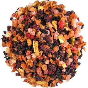 Milde vruchten frambozen thee - de Koffieplantage